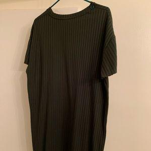 Forever 21 Dresses - Forever 21 Olive Green Dress